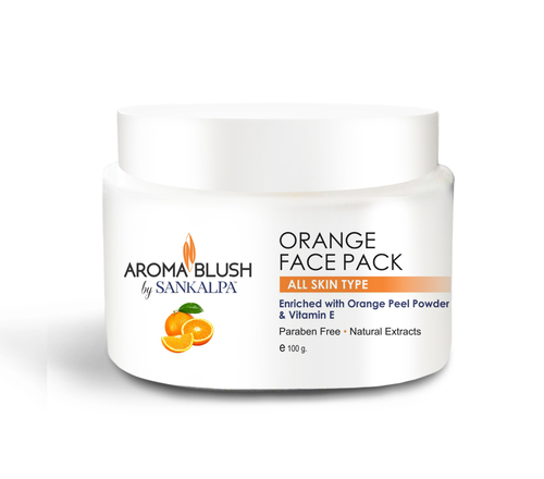 Orange Face Pack