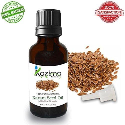 KAZIMA Karanj Seed Oil Cold Pressed Carrier oil