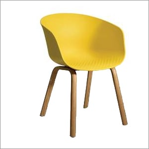 Yellow Cafe Chairs