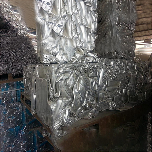 Aluminum Wheel Ingot Scrap