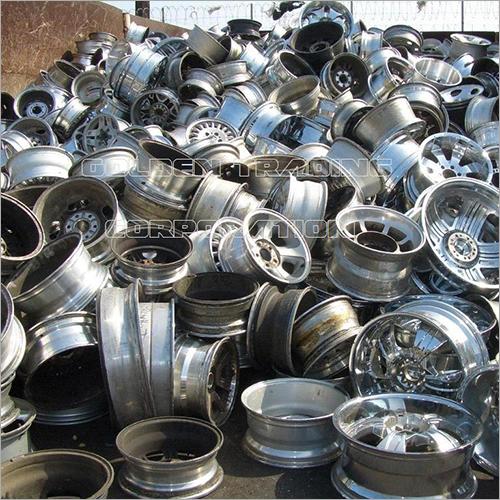 Aluminium Cast Wheel Scrap