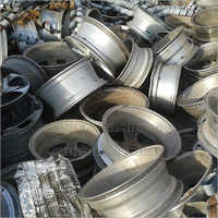 Aluminium Car Alloy Wheel Scrap