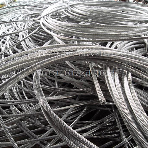 Pure Aluminium Wire Scrap
