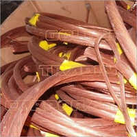 Heavy Copper Wire Scrap
