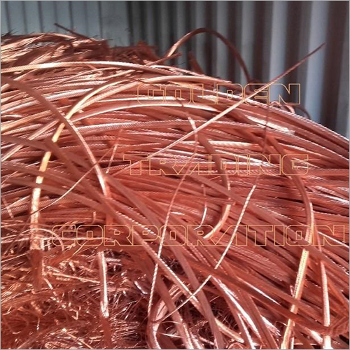 Bare Bright Copper Wire Scrap