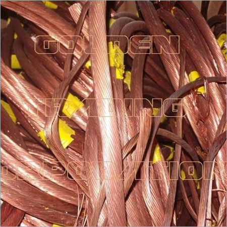 Copper Bare Wire Scrap