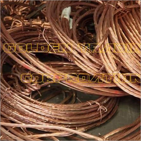Copper Enamelled Armature Scrap