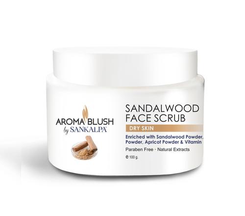 Sandalwood Face Scrub