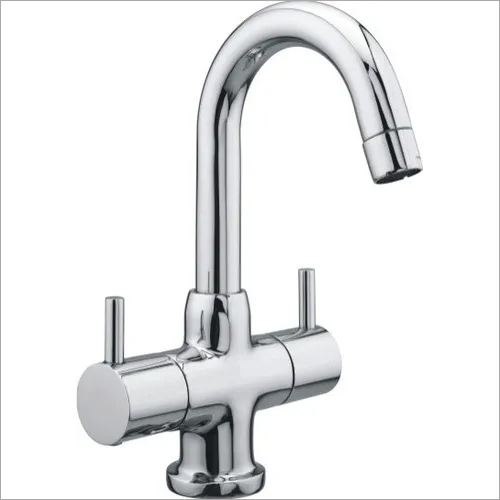 CENTER HOLE BASIN MIXER TAP