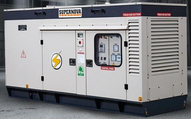 Volvo Eicher Diesel Generators