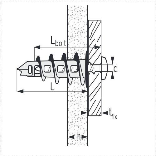 Metal Mount Jet Drive Anchor