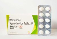 Isoxsuprine 20mg