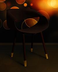 Tulip Royale Chair