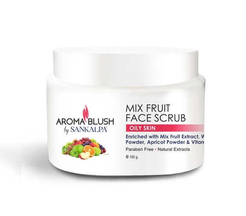 Mix Fruit Face Scrub