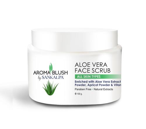 Aloe Vera Face Scrub