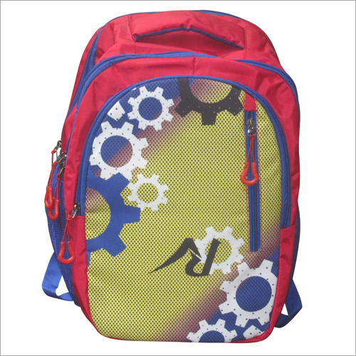 Trendy School Backpack Bag