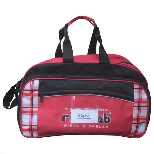 Printed Travelling Bag