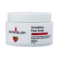 Aroma Blush Strawberry Face Scrub