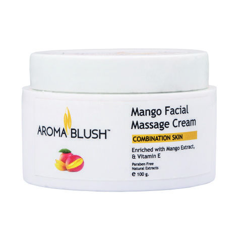 Mango Face Massage Cream