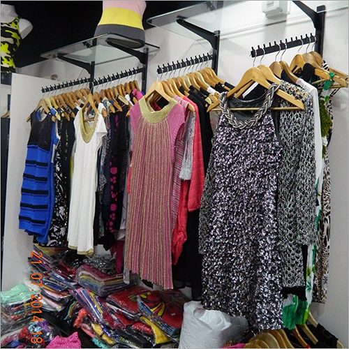 Garment Wall Display Rack