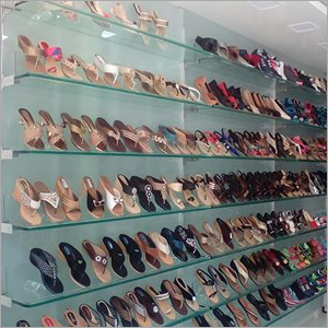 Wall Mounted Shoes Display Rack