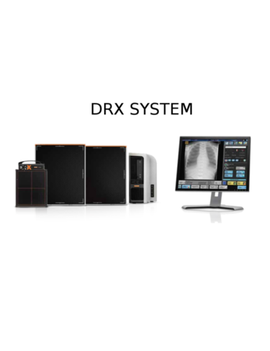 Digital X-Ray (DR) Carestream DRX Detector
