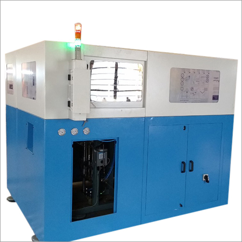 Strech Pet Blow Moulding Machine