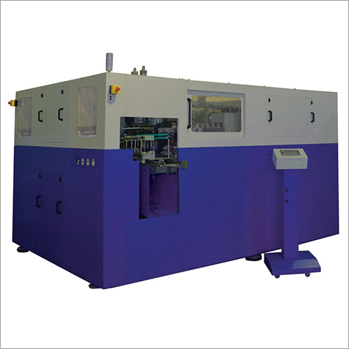 Fully Automatic Pet Moulding Machine