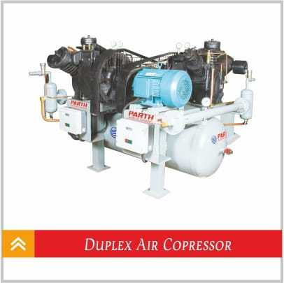 Duplex Air Compressor