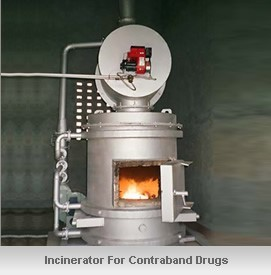 Biomedical Waste Incinerator