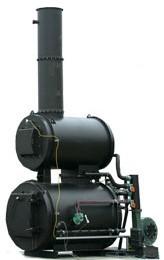 Municipal Solid Waste Incinerator