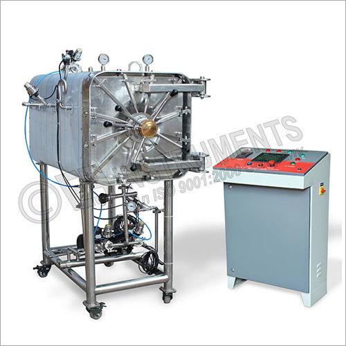 Rectangular Horizontal Steam Sterilizer
