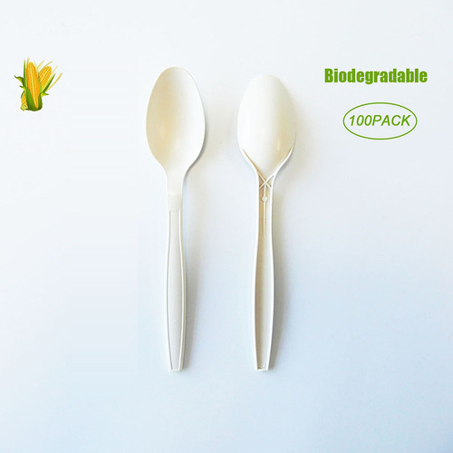 biodegradable Corn Starch Cutlery