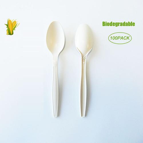 biodegradable Corn Starch Cutlery