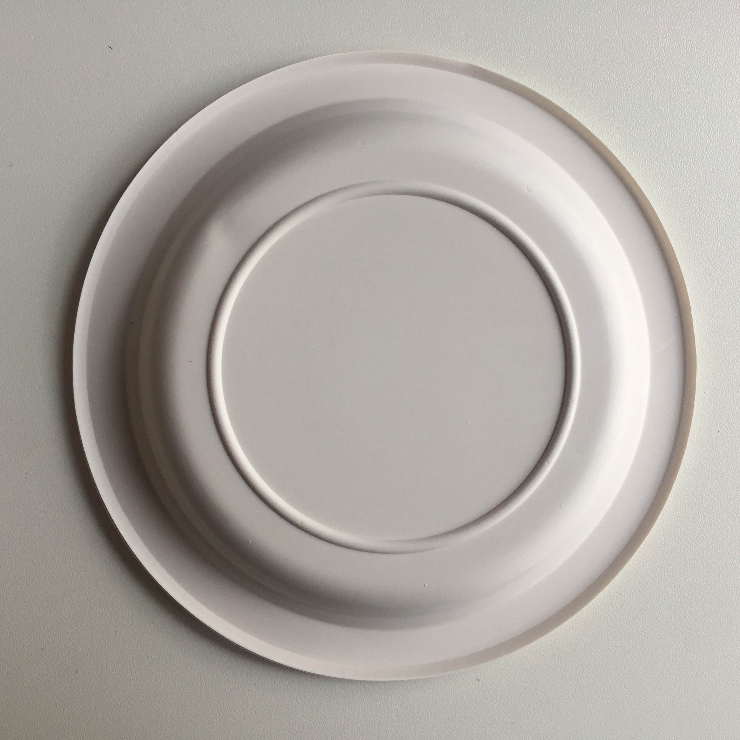 biodegradable Corn Starch Oval Plate