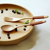 Portable Tableware wooden cutlery