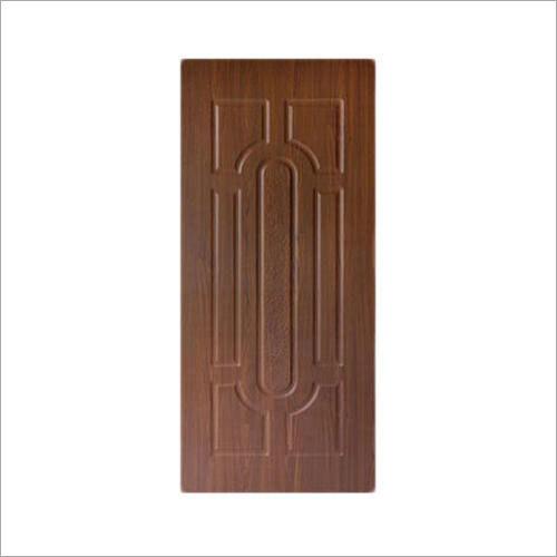 Brown Textured Membrane Doors
