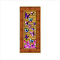Butterfly Digital Membrane Doors