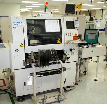 Juki KE2020 Pick and Place Machine for SMT line