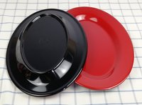 plastic pp oval plate tray