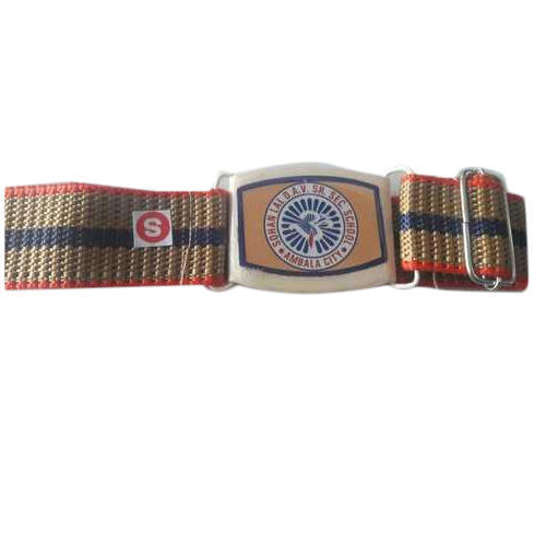 Printed School Belt