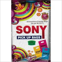 Sony Pick Up Bag