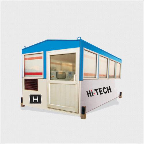 Portable Control Panel Cabin
