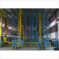 Industrial Automatic Storage System