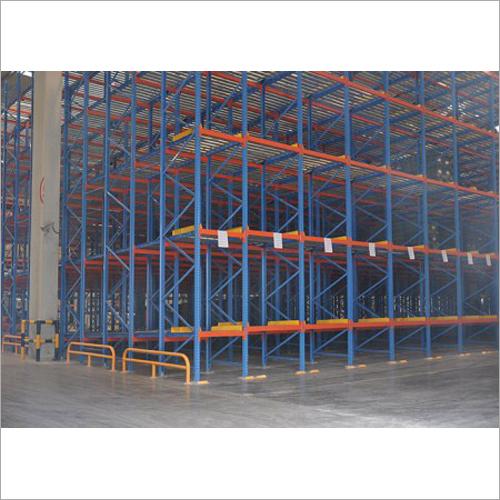 Adjustable Carton Flow Rack Warehouse Shelving