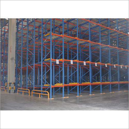 Adjustable Carton Flow Rack Warehouse Shelving