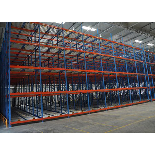 Multi Level Gravity Flow Racks  Storage