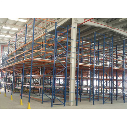 Steel Structure Mezzanine Floor Racking