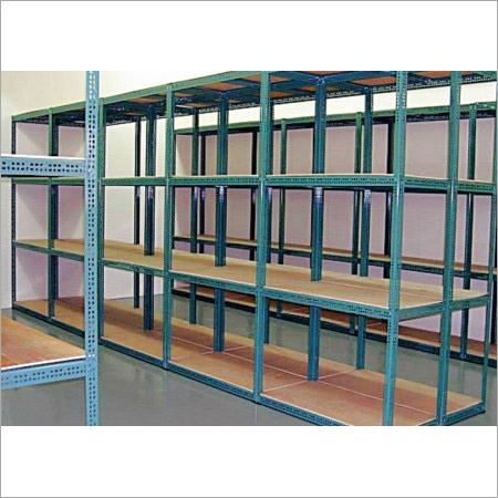 Customized Slotted Angle Racks  Storage