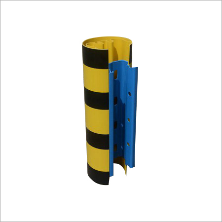 Plastic Upright Racking  Protectors